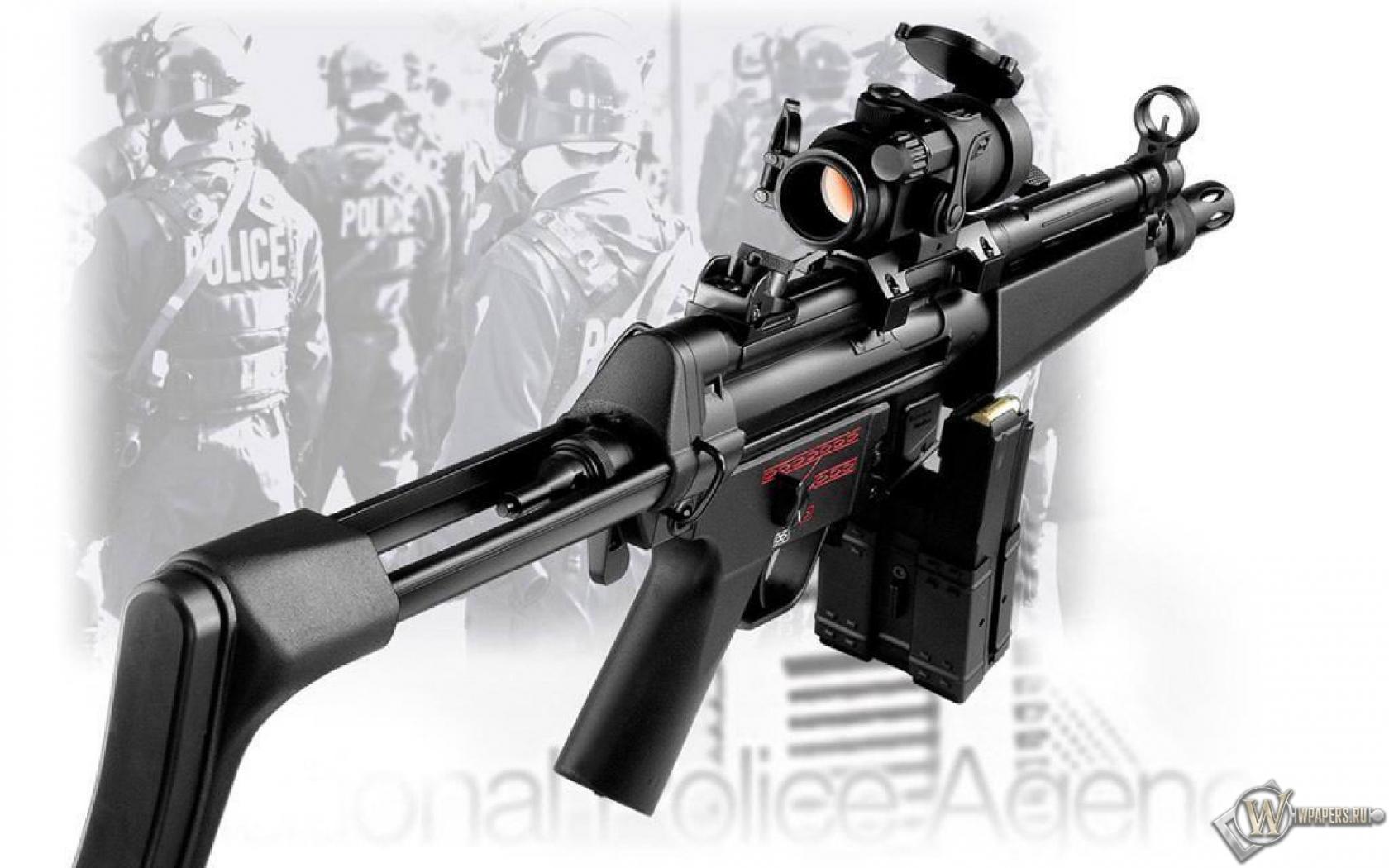 HK MP5 1680x1050