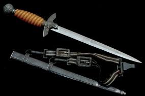 Обои Наградной кортик Люфтваффе обр.1937г: Кортик, Холодное оружие, Оружие