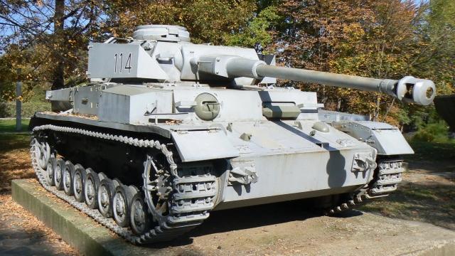 PzKpfw IV Panzerkampfwagen