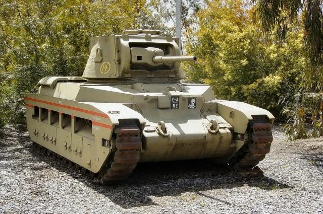 Пехотный танк «Матильда»