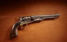 Обои Colt-1860г: Colt, Оружие