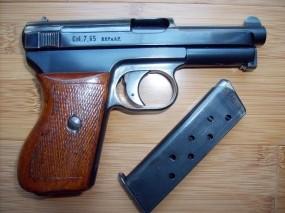 Обои Маузер образца 1910 года: Пистолет, Маузер, Оружие