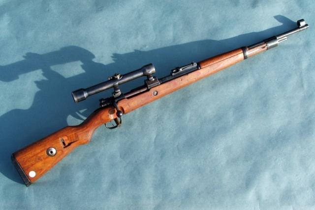 Mauser Gewehr Kar-98