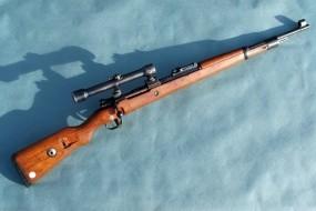 Обои Mauser Gewehr Kar-98: Mauser, Оружие