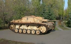 Обои Sturmgeschütz III: Танк, Оружие