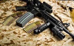 Обои Автомат АК-107: Оружие, Автомат, Оружие