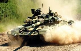 Обои Танк Т-90: Оружие, Танк, Оружие