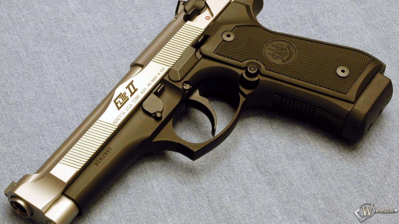Beretta 96G 1280x720