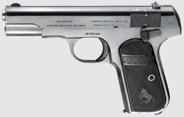 Colt M1903 Hammerless 32 ACP