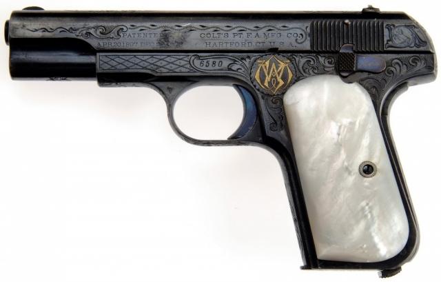 Colt M1908