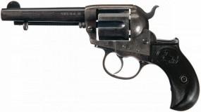 Обои Colt Model 1877: Оружие, Colt, Оружие