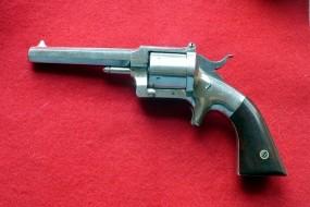 Обои Смит-Вессон 1861-1862: Оружие, Смит-Вессон, Оружие