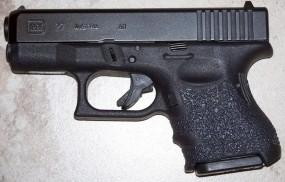 Обои Glock 27: Оружие, Glock, Оружие
