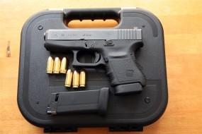 Обои Glock 36: Оружие, Glock, Оружие