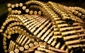 Обои Ленты патронов: Патроны, Амуниция, Боезапас, Оружие