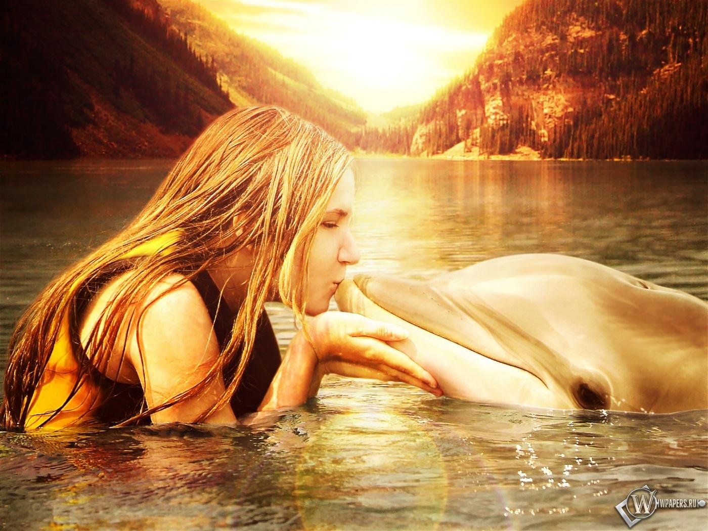 статуя мальчик с дельфином скачать
