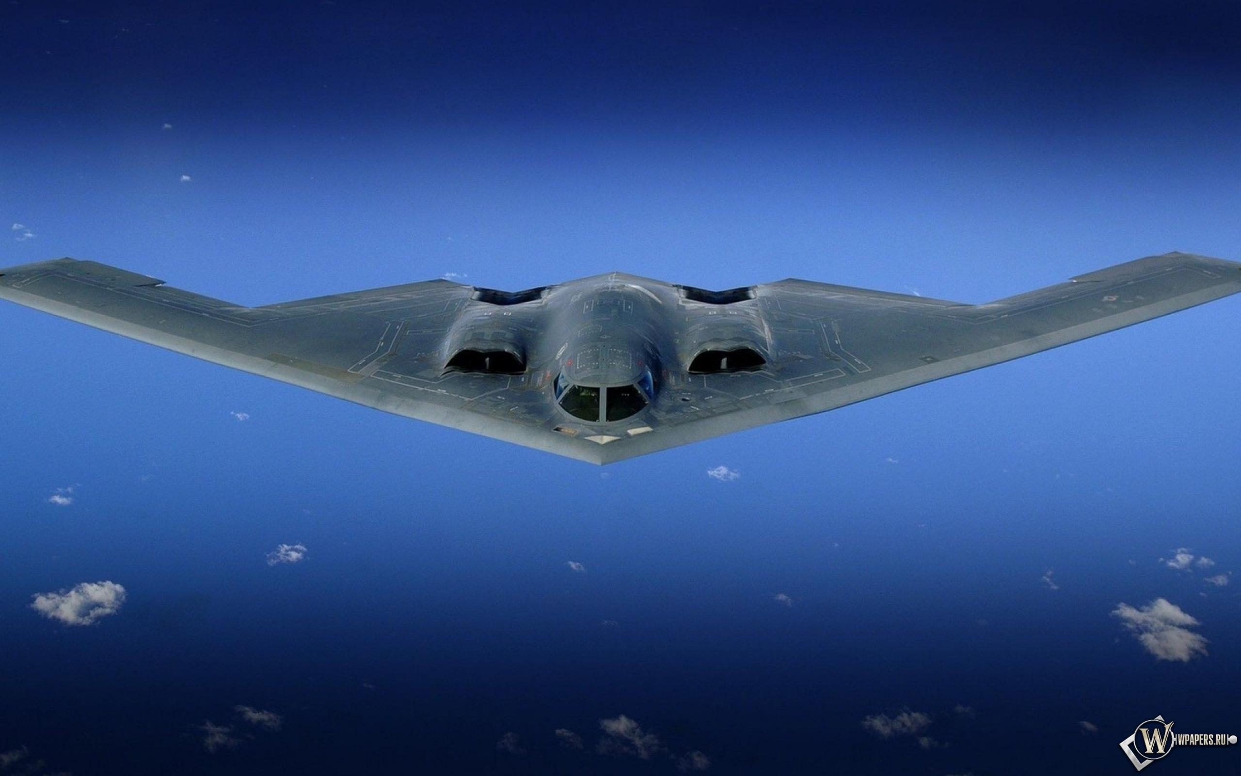 Обои стратегический, b-2 spirit, бомбардировщик, Northrop. Авиация foto 18