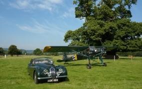 Обои Fieseler Storch Fi-156: Fieseler Storch, Самолёт-разведчик, Самолеты
