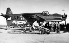 Обои Dornier Do 335: Немец, Dornier Do, Самолеты