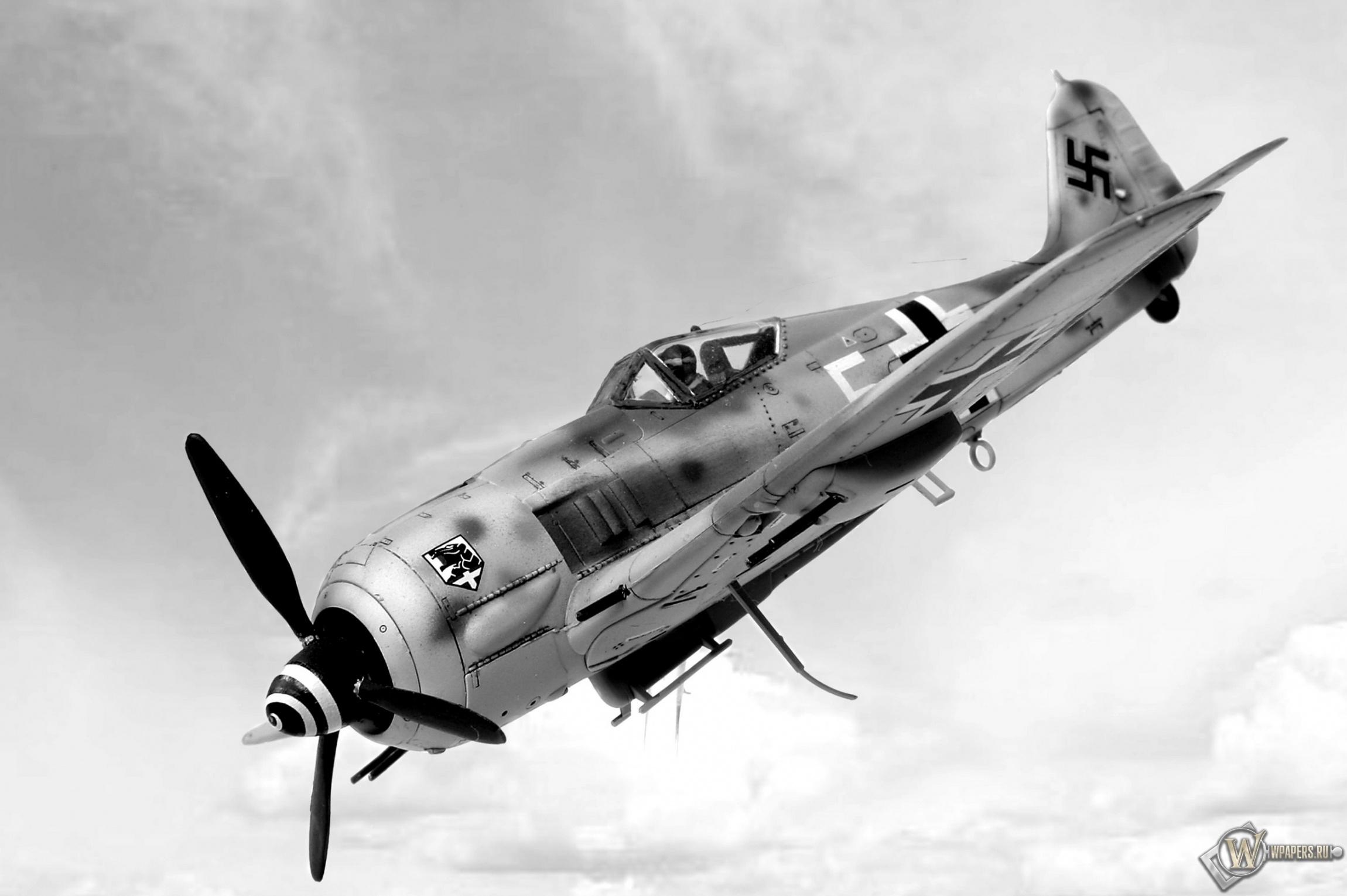 Focke Wulf Fw-190 2300x1530