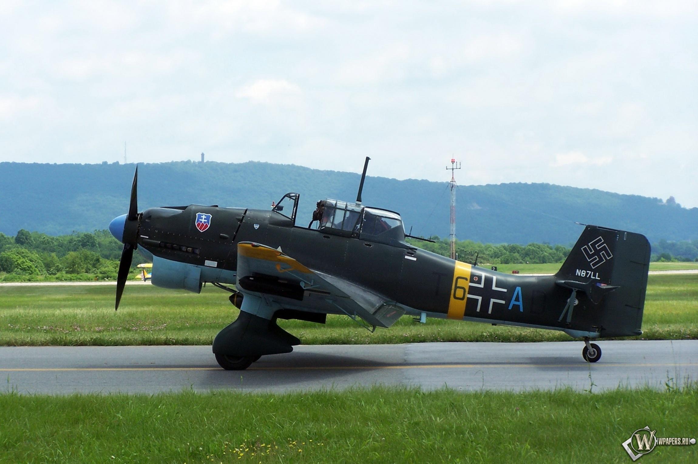 Junkers Ju 87 Stuka 2300x1530