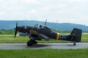 Обои Junkers Ju 87 Stuka: Немец, Junkers Ju, Самолеты