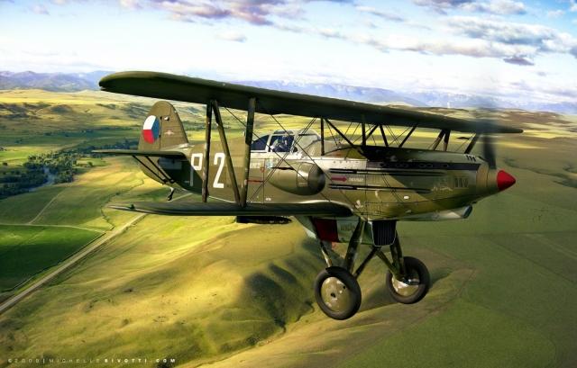 B 534 Avia