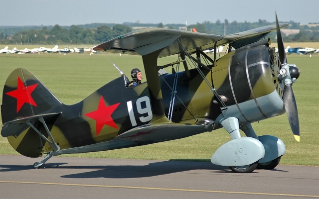 Polikarpov I-153 Bis