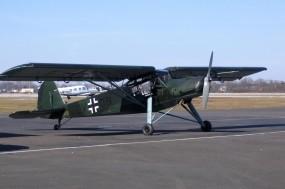 Обои Fieseler Storch Fi-156: Fieseler Storch, Самолеты