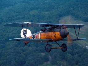 Обои Albatros D-Va-1: Albatros, Самолеты