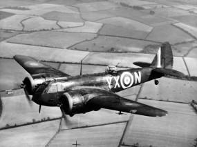 Обои Bristol Blenheim: Bristol Blenheim, Самолеты
