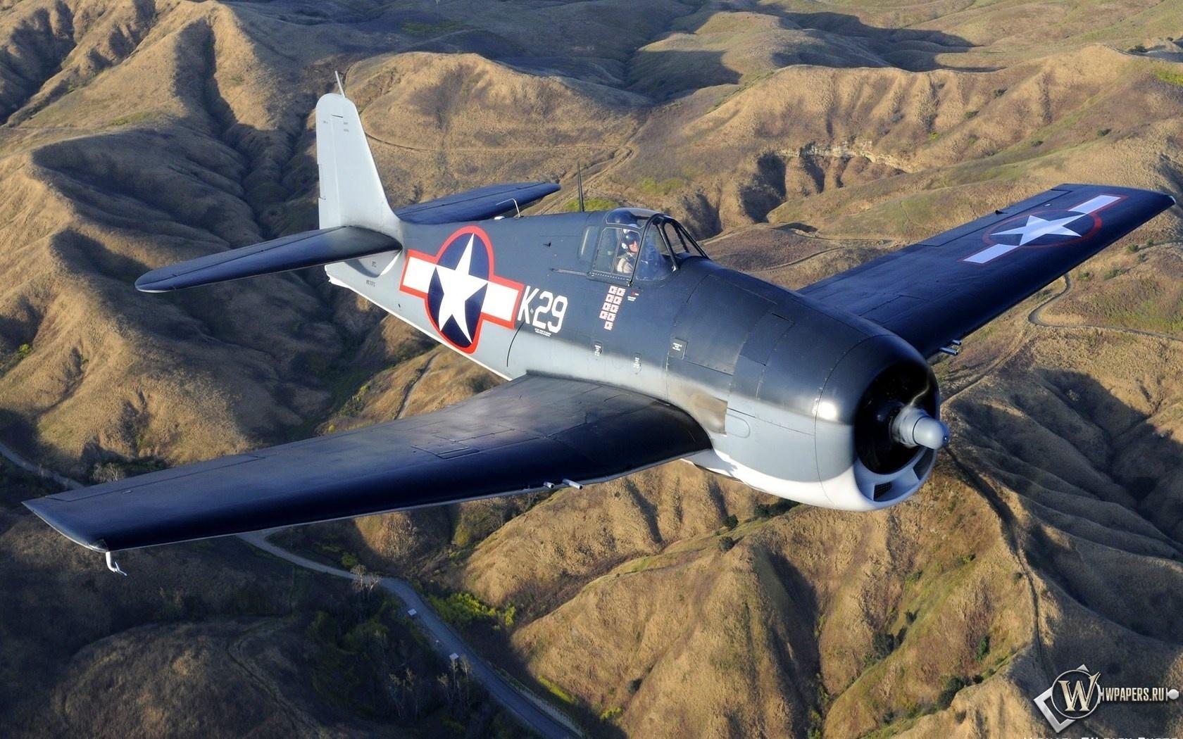 Grumman F6F Hellcat 1680x1050