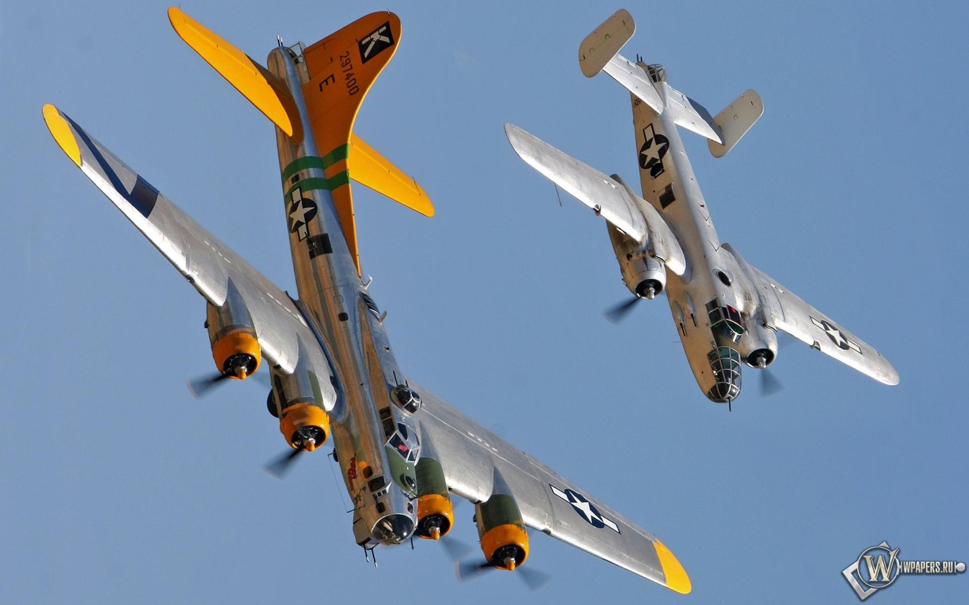 Самолеты обои на рабочий стол 1920х1080 2