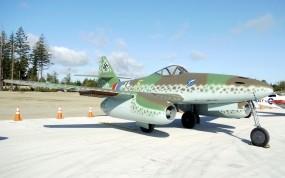 Обои Messerschmitt Me 262: Messerschmitt, Самолеты
