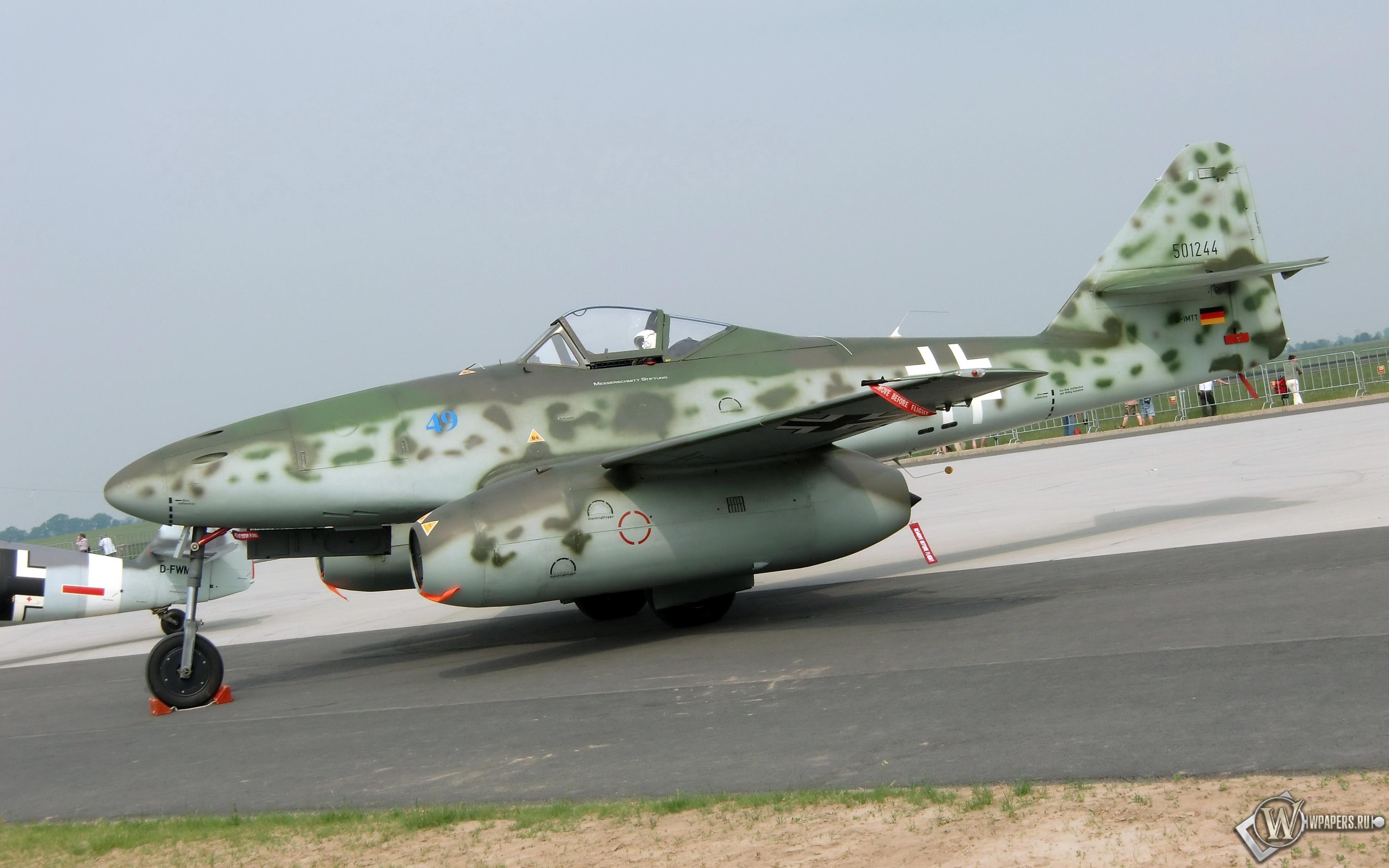 Messerschmitt Me 262 3840x2400