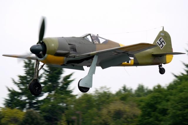 Focke Wulf 190A 5