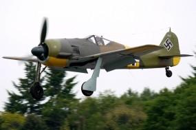 Обои Focke Wulf 190A 5: Focke-Wulf, Самолеты