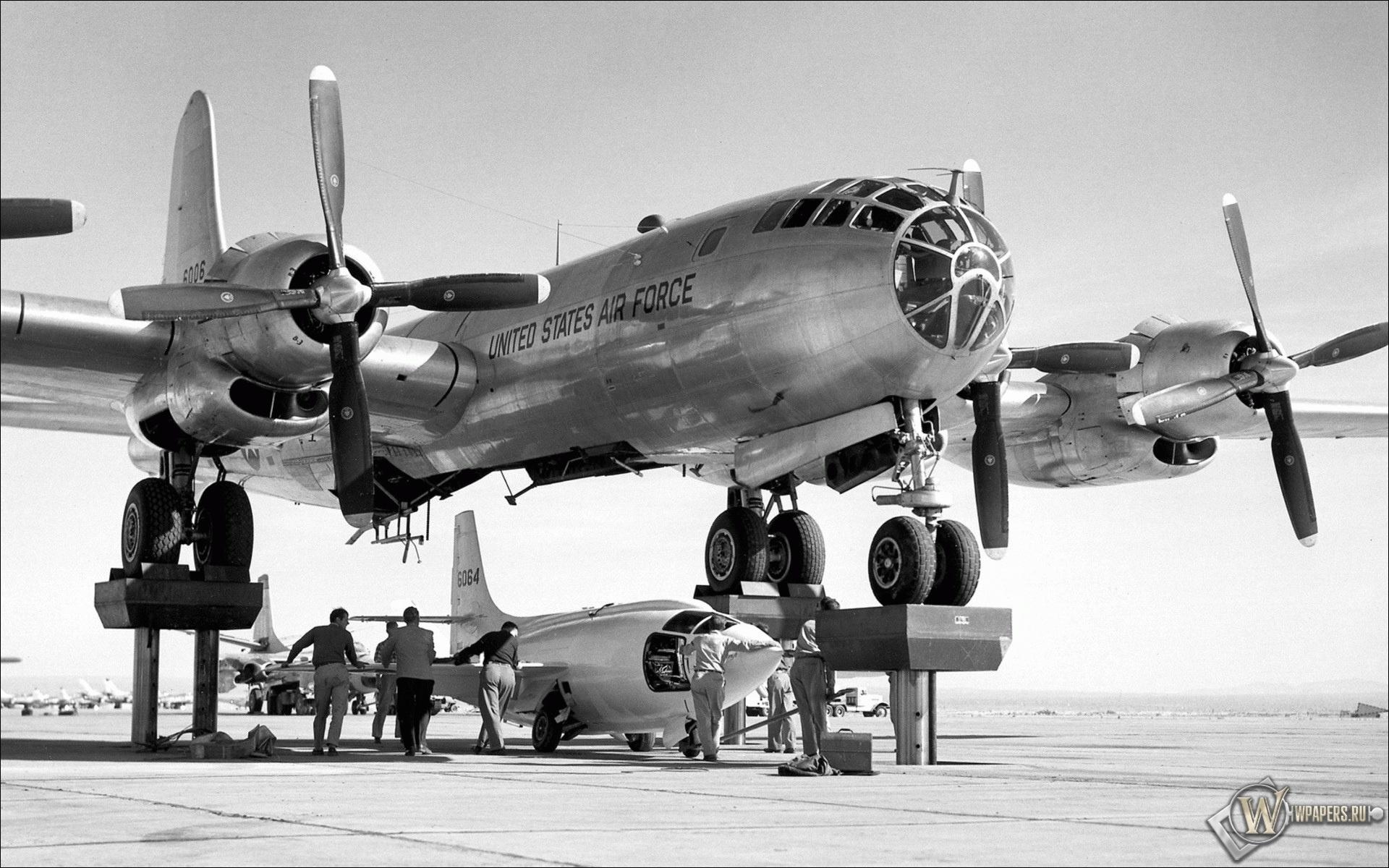 Boeing B-29 «Суперфортресс» 1920x1200