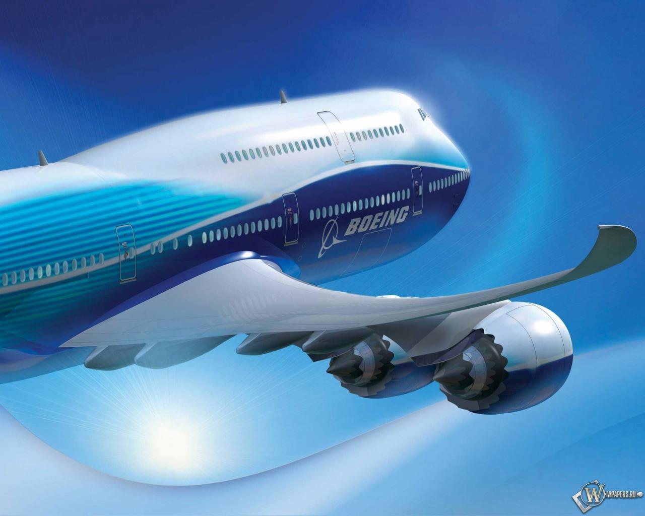 Boeing 787 1280x1024