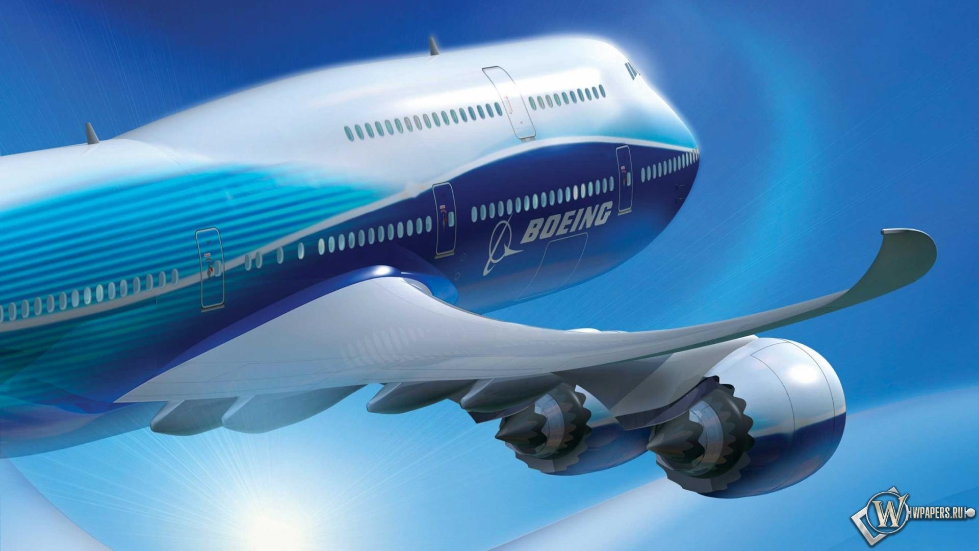 Boeing 787 1920x1080