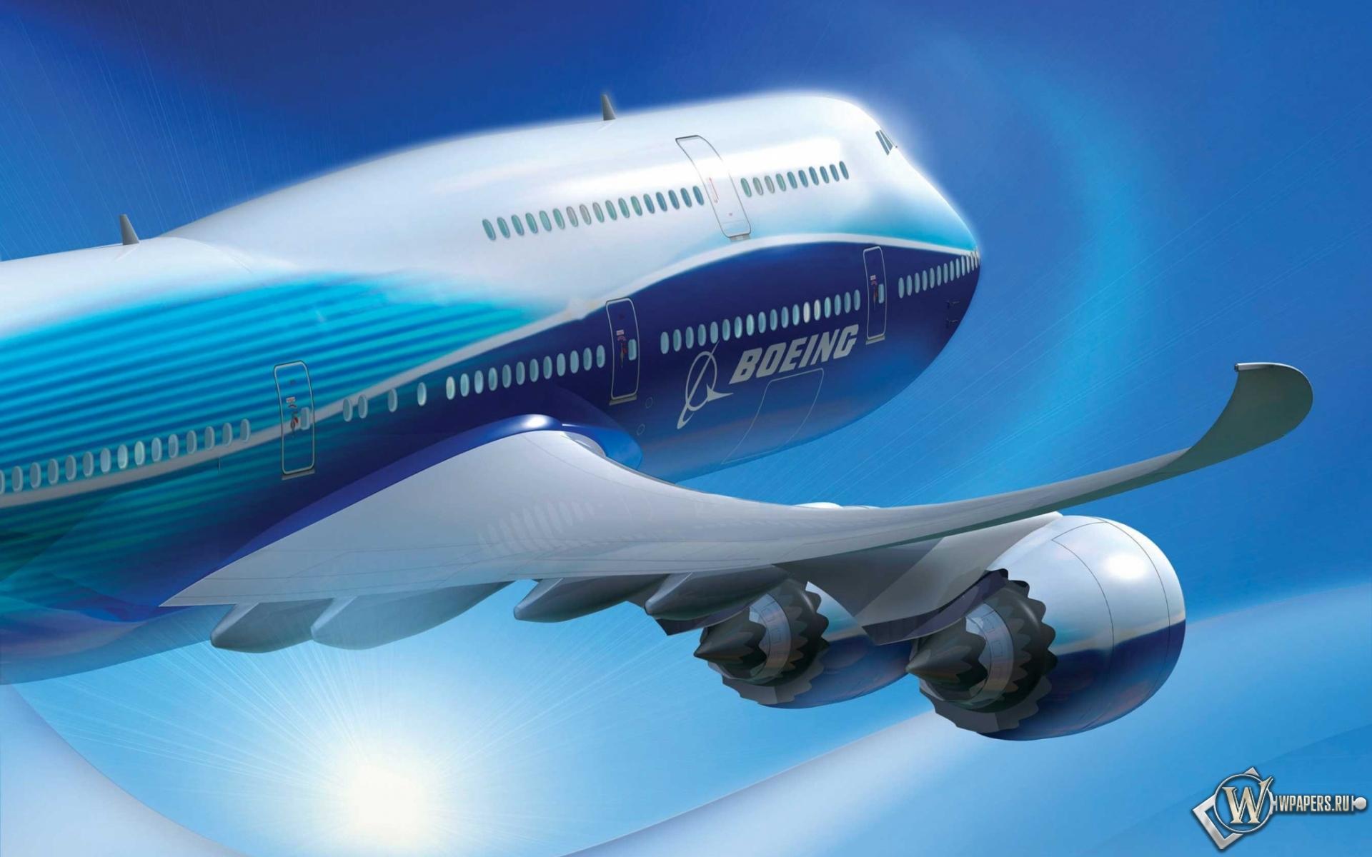 Boeing 787 1920x1200