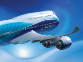 Обои Boeing 787: Самолёт, Boeing-747, Самолеты