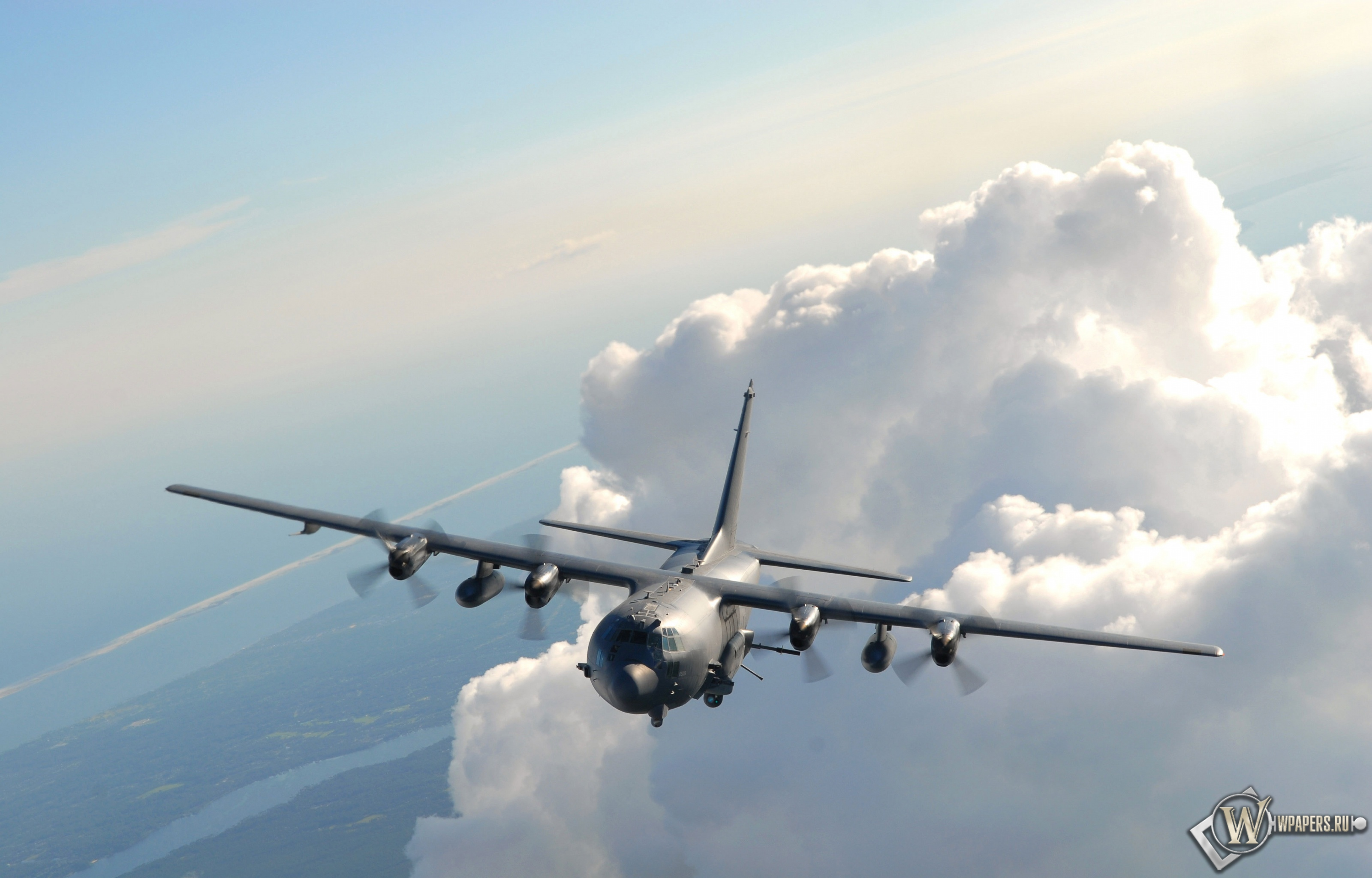 Lockheed AC-130u Spooky 3200x2048