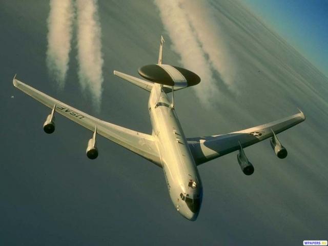 E-3F AWACS