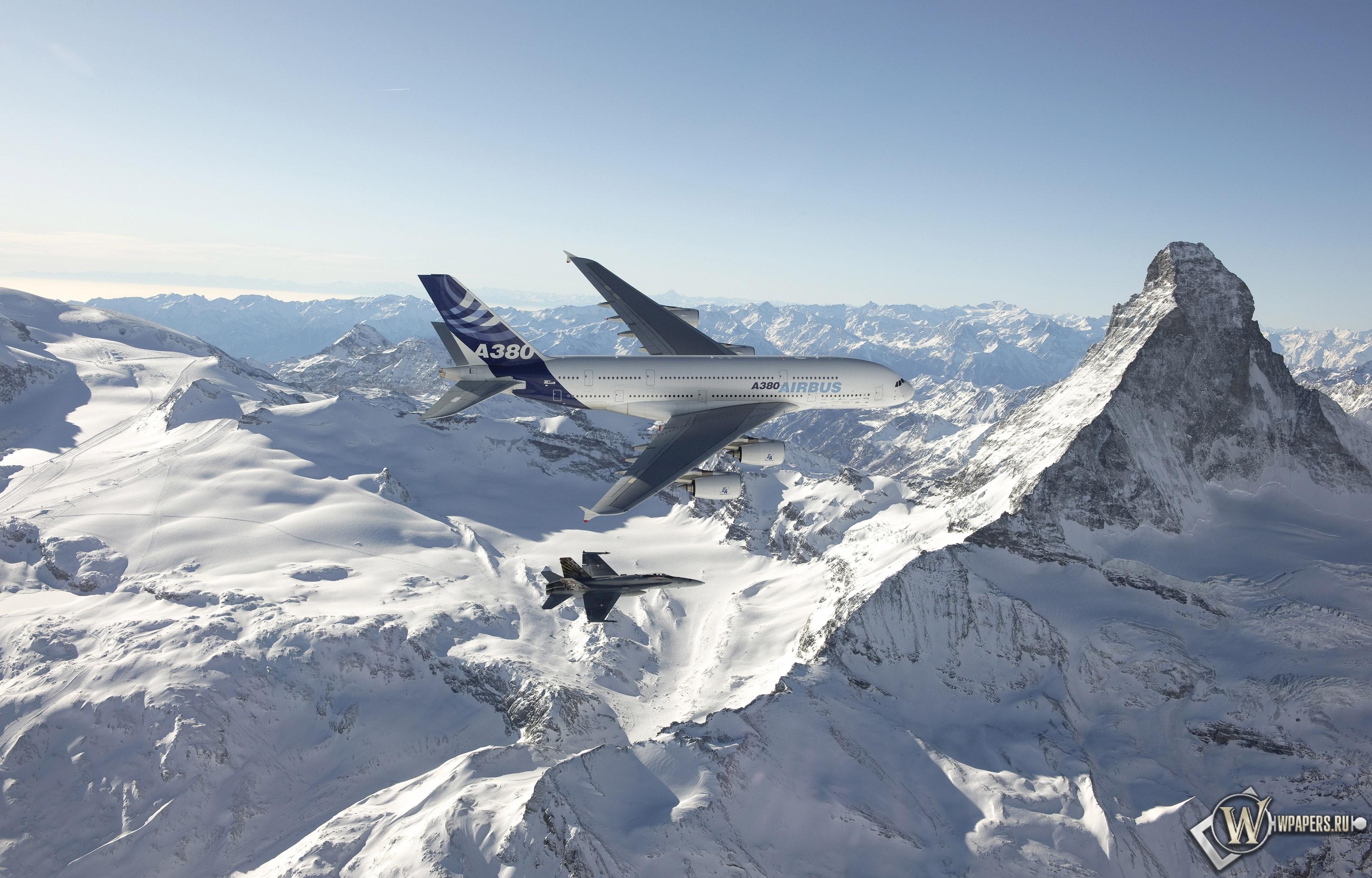 Airbus A380 3200x2048