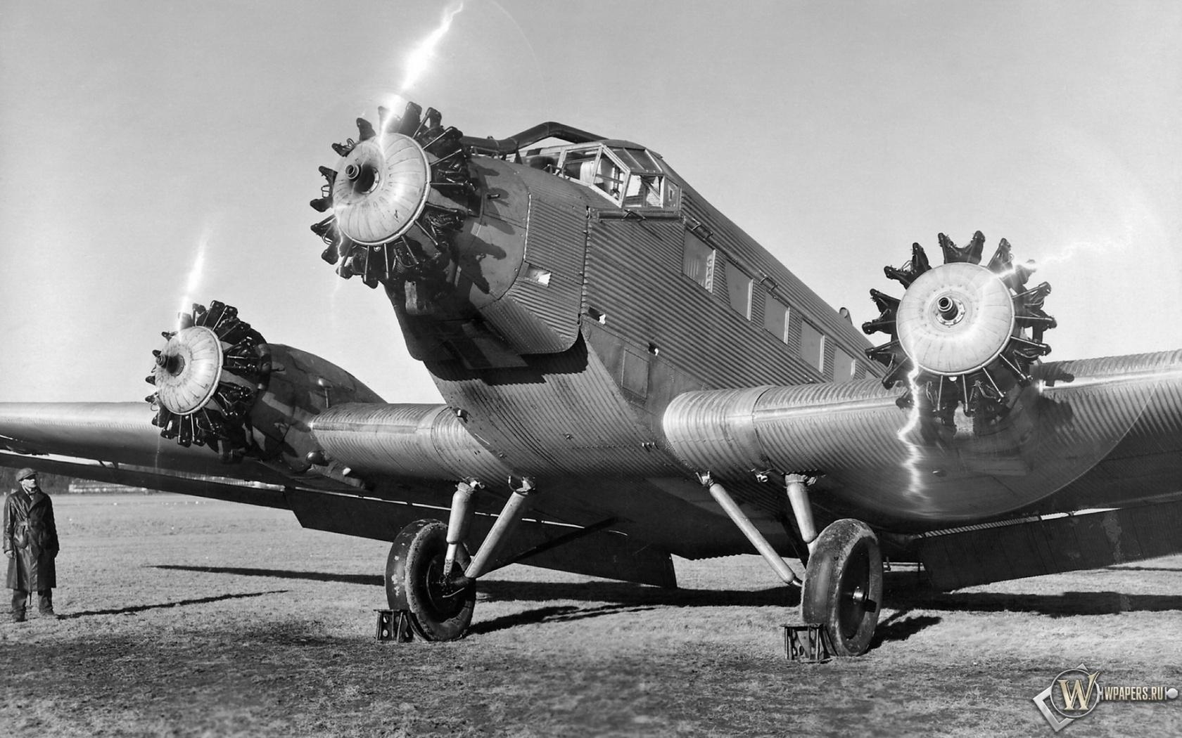 Junkers-Ju-52 1680x1050