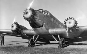 Обои Junkers-Ju-52: Самолёт, Junkers, Самолеты