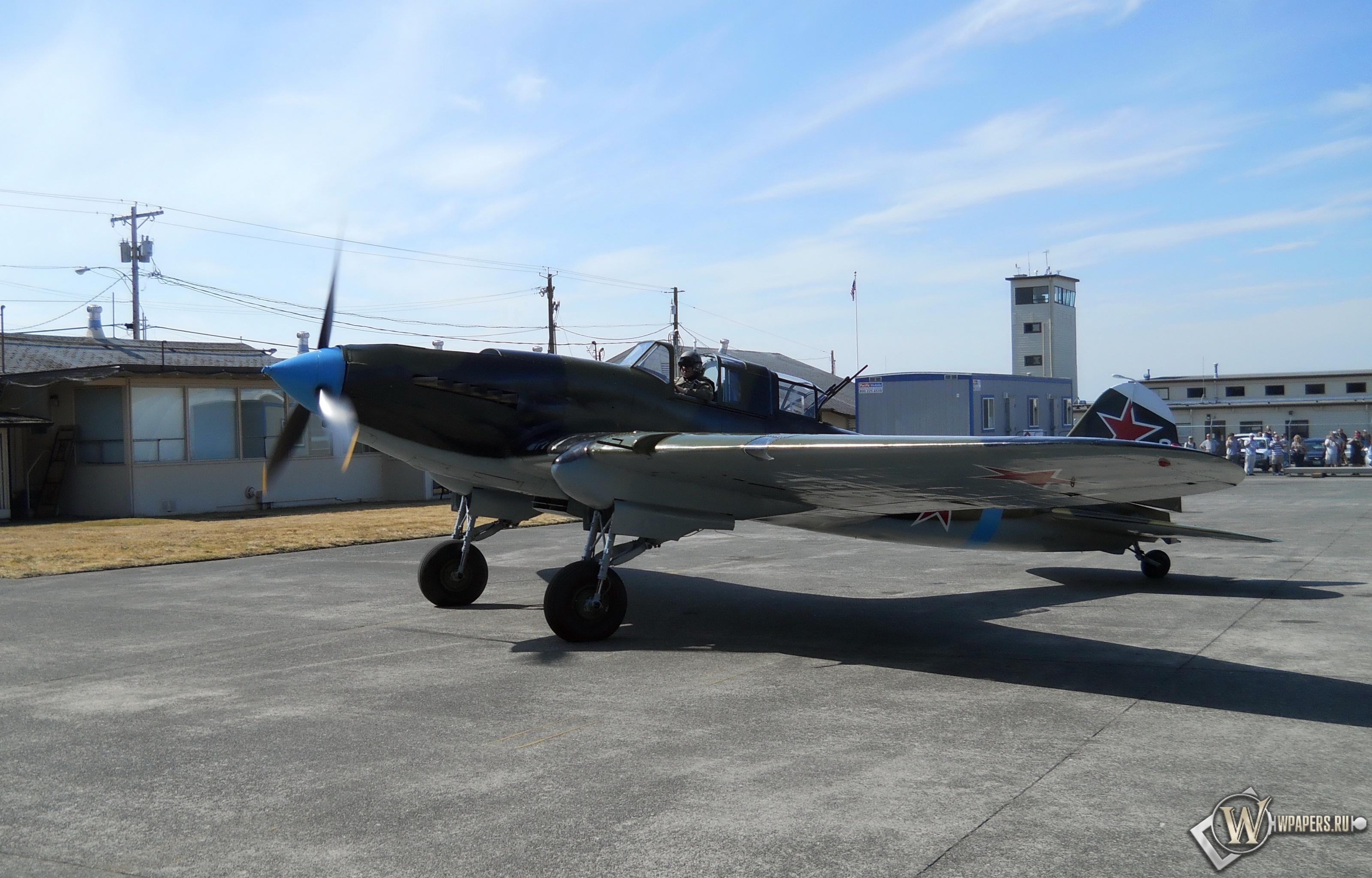 Ильюшин Ил-2 3200x2048