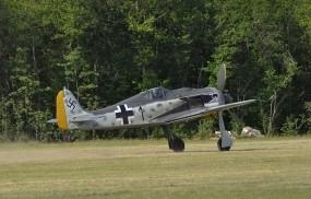 Обои Focke Wulf Fw-190: Самолёт, Focke Wulf, Самолеты