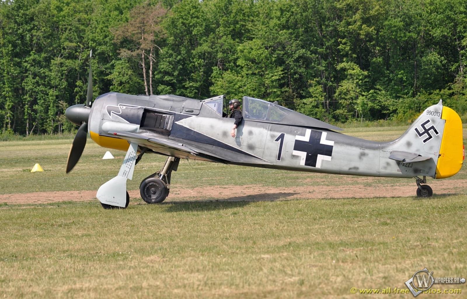 Focke Wulf Fw-190 1600x1024